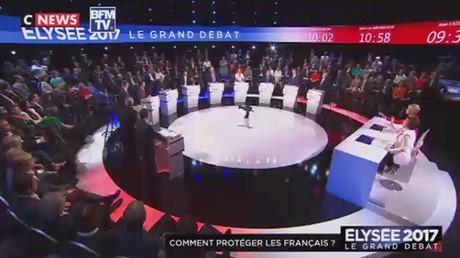 ملف الانتخابات الرئاسية في فرنسا
