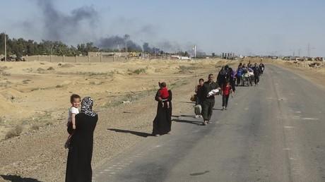 عودة 148 ألف أسرة نازحة لمحافظة الأنبار
