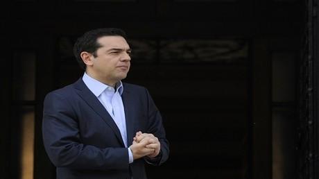 ألكسيس تسيبراس رئيس وزراء اليونان
