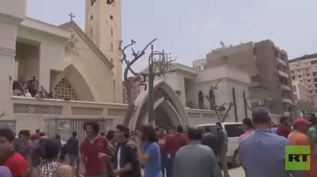 مصر.. قتلى وجرحى بتفجيرين تبناهما