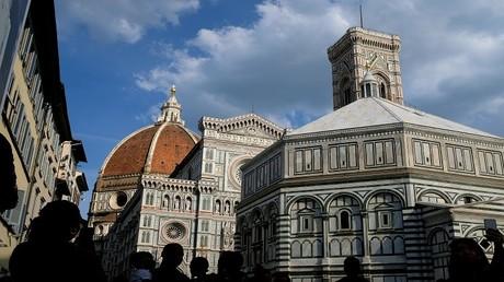كاتدرائية سانتا ماريا ديل فيوري، فلورنسا، إيطاليا