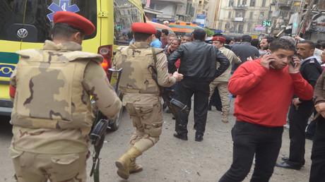 إعلان حالة الطوارئ في مصر