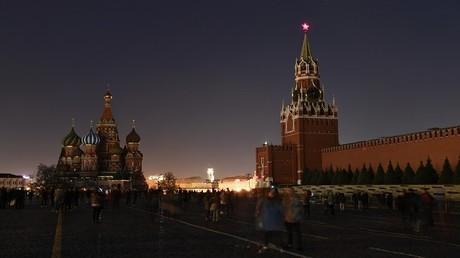 الساحة الحمراء - موسكو - روسيا