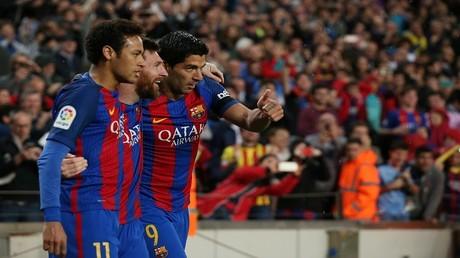 برشلونة يتلقى صفعة قوية قبل الكلاسيكو
