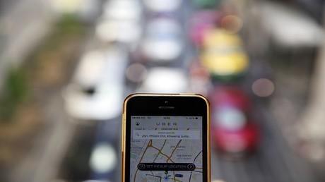 أرشيف - تطبيق اوبر، بانكوك