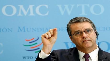 روبرتو أزيفيدو، المدير العام لمنظمة التجارة العالمية