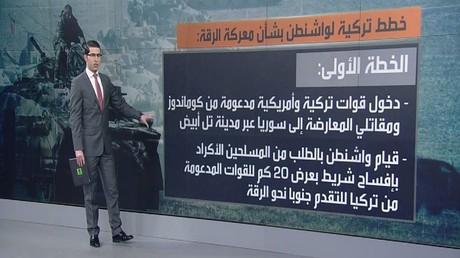 قوات سوريا الديموقراطية تقتحم الطبقة
