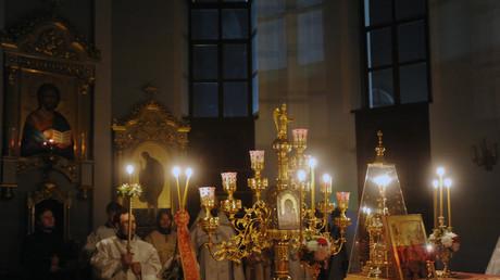 قداس عيد الفصح