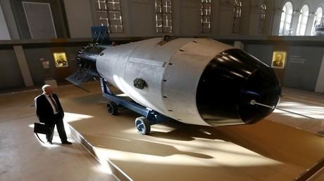"""قنبلة """"القيصر"""" الروسية التي لقبها الإعلام مؤخرا بـ""""أبي القنابل"""""""