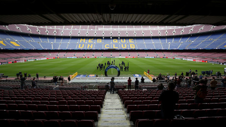 برشلونة وضيفه يوفنتوس.. التشكيلة الأساسية