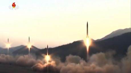 كوريا الشمالية - مارس - 2017