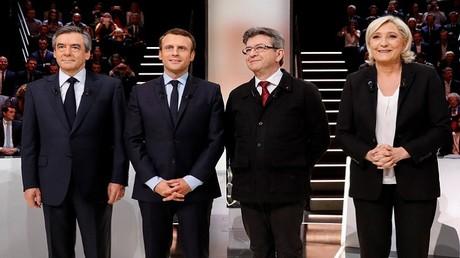 المرشحون لانتخابات الرئاسة الفرنسية