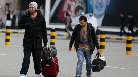 الحكومة الألمانية ترحل حكومة مهاجرين أفغان رُفضت طلبات لجوئهم