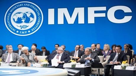 اجتماع لقادة صندوق النقد الدولي