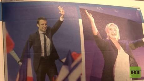 فرنسا.. لوبان تهاجم منافسها ماكرون