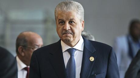 رئيس الوزراء الجزائري، عبد المالك سلال