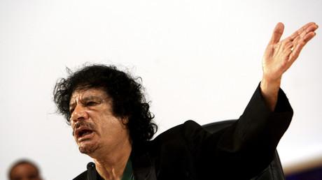 العقيد معمر القذافي - 2007