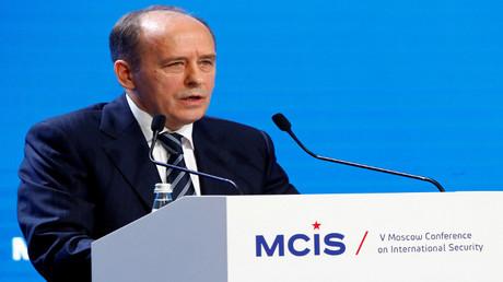 مدير هيئة الأمن الفدرالية الروسية ألكسندر بورتنيكوف