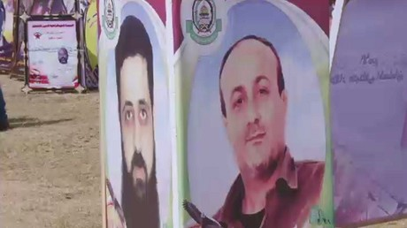 غـزة تتضامن مع الأسرى الفلسطينيين