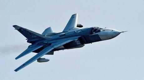 """طائرة """"سو-24"""""""