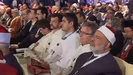 فعاليات مؤتمر الأزهر العالمي للسلام