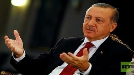 أردوغان يتوود لأمريكا من ثغرة الاقتصاد