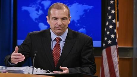 مارك تونر، الناطق باسم وزارة الخارجية الأمريكية