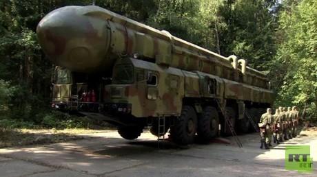 منظومة الصواريخ