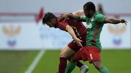 روبين يعود بفوز ثمين من ملعب لوكوموتيف