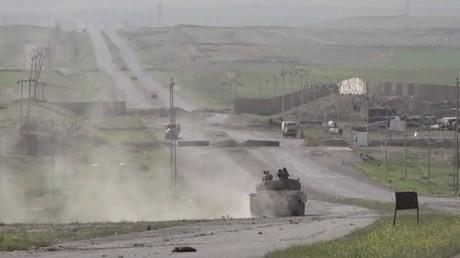 """القوات العراقية تضيق الخناق على """"داعش"""""""