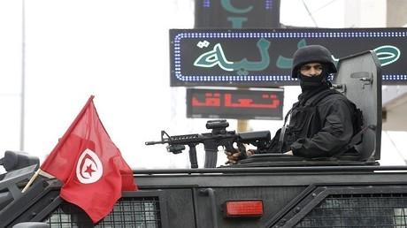 الحرس الوطني التونسي