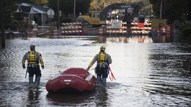 الطقس السيّء يقتل 14 أمريكيا