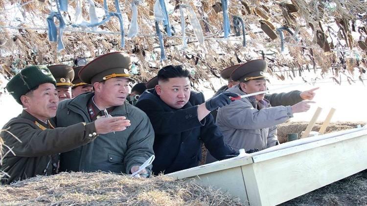 كوريا الشمالية تتحدى أمريكا مجددا