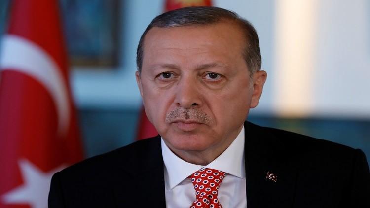 الرئيس التركي رجب طيب أردوغان/ أرشيف