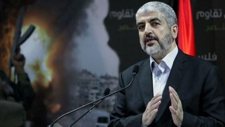 مشعل يكشف عن وثيقة حماس السياسية الجديدة