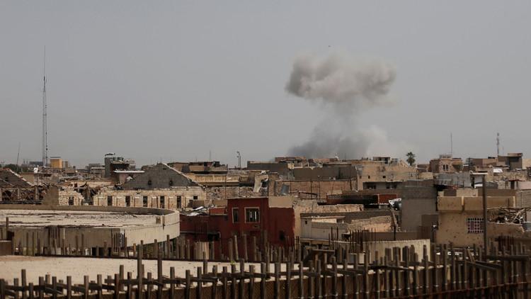 16 ألف مدني قتلوا في معركة الموصل
