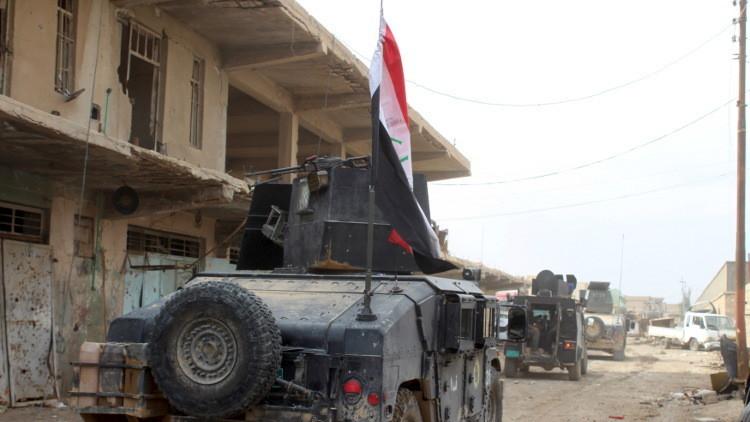 10 قتلى من الجيش العراقي نتيجة هجوم لداعش غرب الأنبار