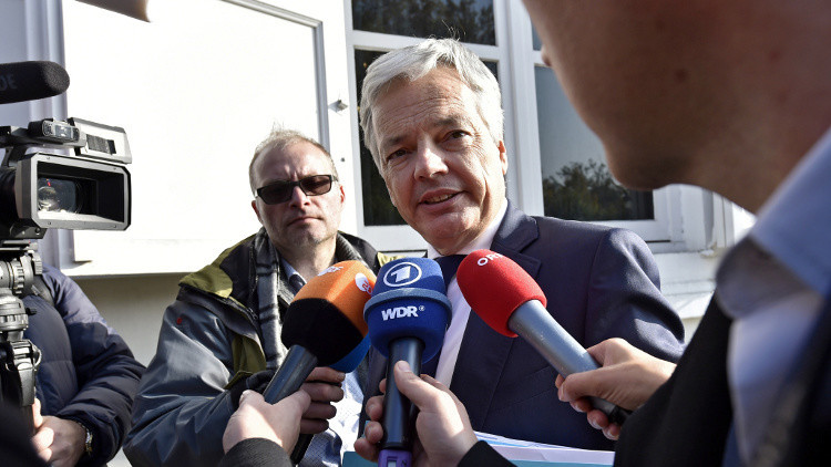 وزير خارجية بلجيكا يعتذر لدعمه السعودية