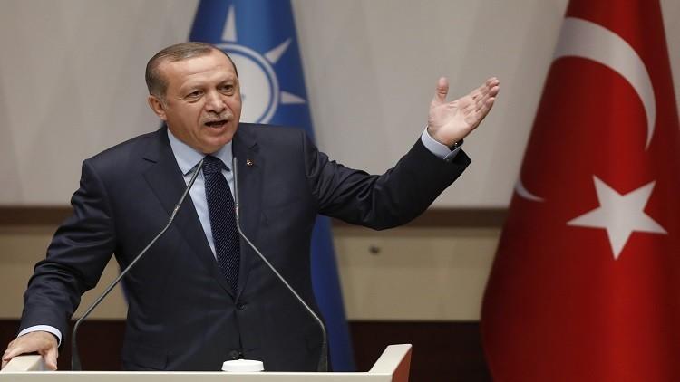 أردوغان: تركيا ليست عبدا ينتظر خلف أبواب أوروبا