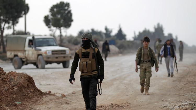 900 أردني يقاتلون مع الجماعات الإرهابية في العراق وسوريا