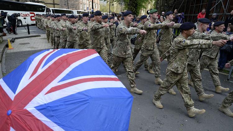 وصول قوات بريطانية إلى جنوب السودان