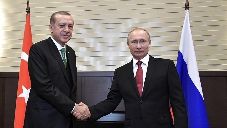 بوتين: الطيران الحربي لن يحلق فوق