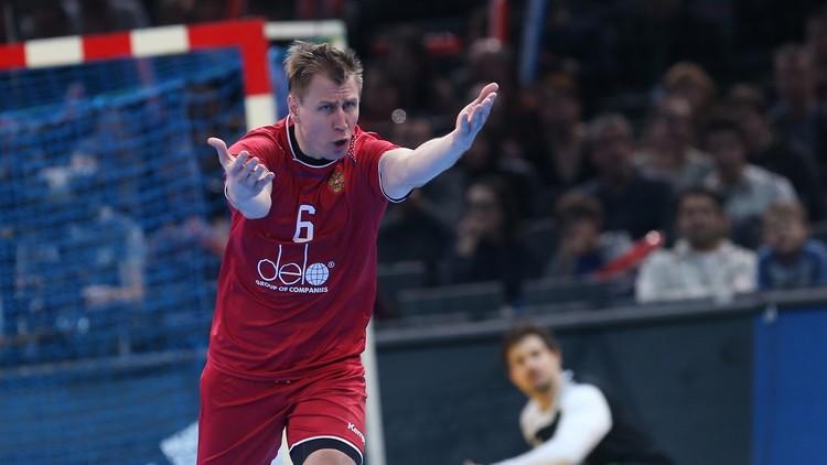 روسيا تخسر أمام السويد في تصفيات أوروبا لكرة اليد