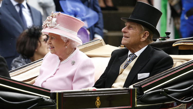 زوج الملكة إليزابيث يعتذر عن القيام بالمهام الرسمية