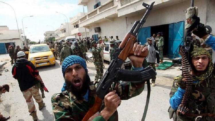الغرب جعل من ليبيا أوكرانيا إفريقية