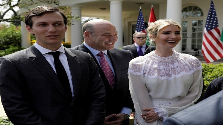 صحيفة تكشف عن علاقة مشبوهة لصهر الرئيس الأمريكي