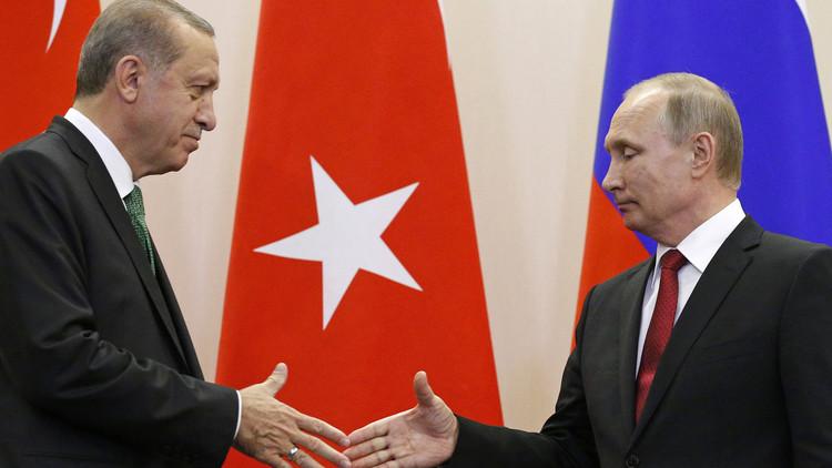ماذا كان يريد أردوغان من بوتين؟