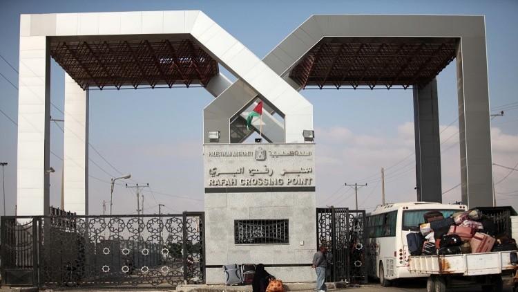 مصر تفتح معبر رفح لمدة 3 أيام