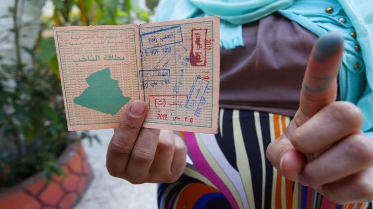 بدء عمليات فرز الأصوات في الانتخابات البرلمانية الجزائرية