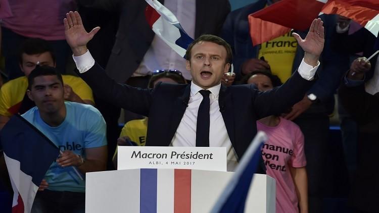 أوباما يعلن دعمه لماكرون في لحظة حاسمة من انتخابات الرئاسة الفرنسية